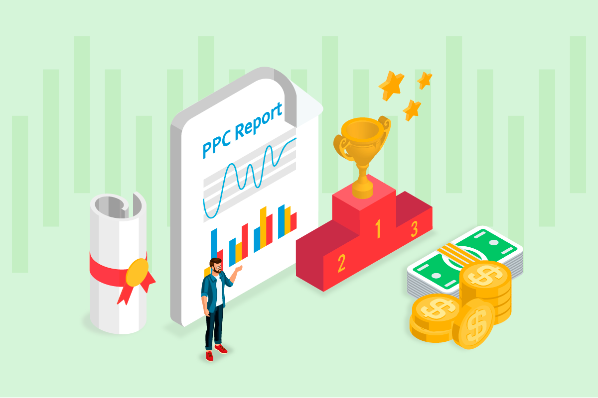 How to create PPC reports