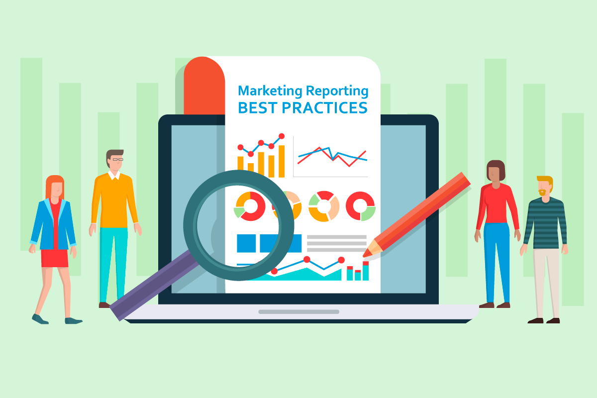 Marketing reporting best practices