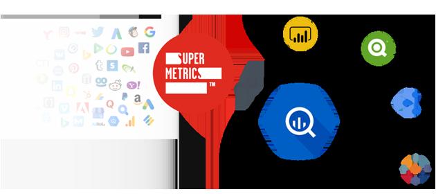 Supermetrics for BigQuery